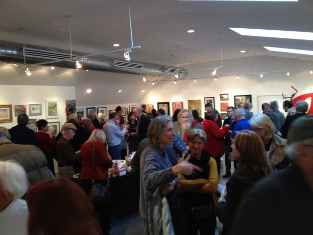 The Putnam Art League Member Exhibit