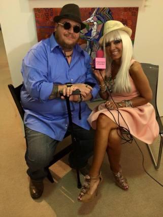 Interview with TV Host Cognac