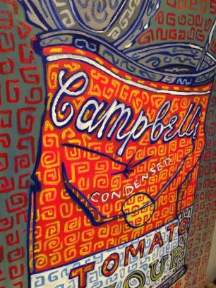 Campbells Soup Detail