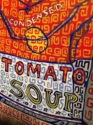 Campbells Soup Detail