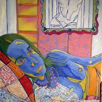 Detail: Venus de Machabeli