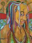 Annie Mac, 30x20, oil on canvas, 2017