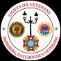 lights on veterans logo