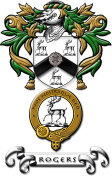 Rogers Family Crest